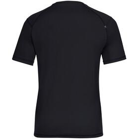 VAUDE Hallett Camiseta manga corta Hombre, black uni